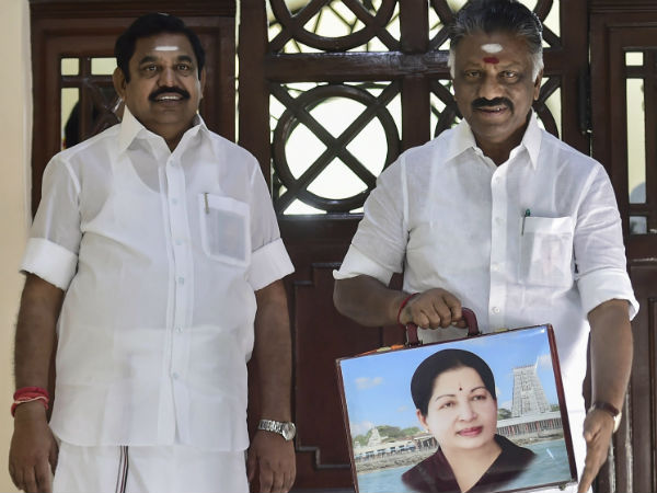 Tamilnadu government presents budget for 2019-20