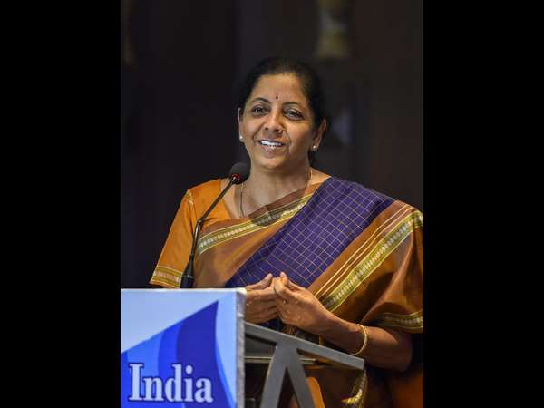 Journey Of Success Nirmala Sitharaman Salesgirl To Defence Minister