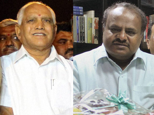 BJP is going to release a video of Kumaraswamy