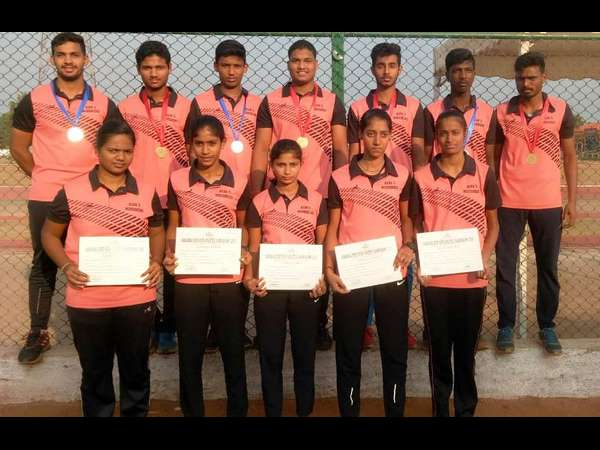 Eight athletes of Alavs institution selected for National youth championship