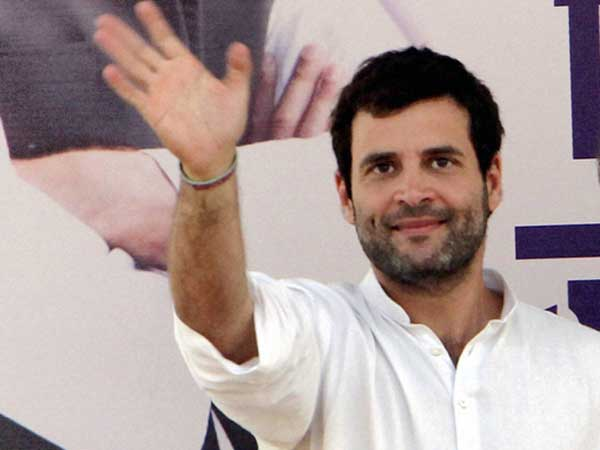 Rahul Gandhi says 20 per cent of poorest families will get Rs. 72,000 per year