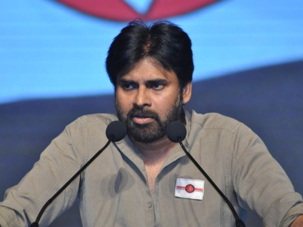 Pawan Kalyan says Playing national anthem in Cinema halls is not a test for my patriotism