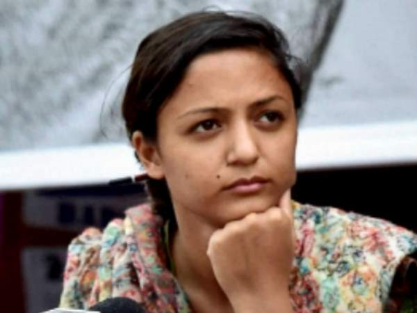 Shehla Rashid to join ex-IAS officer Shah Faesal's party, contest state or Lok Sabha polls