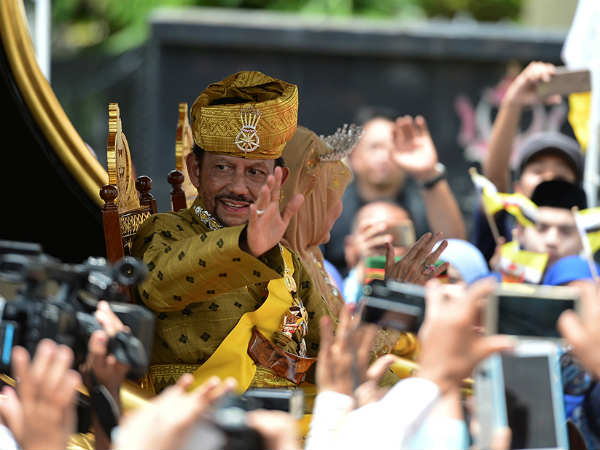 Brunei To Punish Homosexuality And Adultery With Death Penalty
