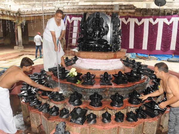 ಮಹಾ ಶಿವರಾತ್ರಿ ಆಚರಣೆಗೆ ಸಜ್ಜಾದ ಮೈಸೂರು, ದೇವಾಲಯಗಳಲ್ಲಿ ವಿಶೇಷ ಪೂಜೆ