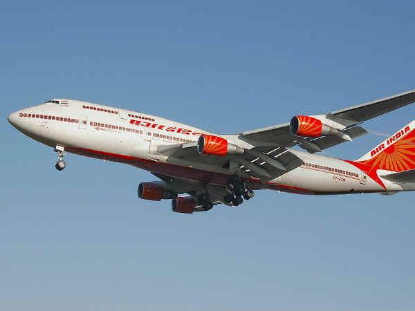Mid-air decompression: Air India flight from Delhi to Frankfurt returns after take off