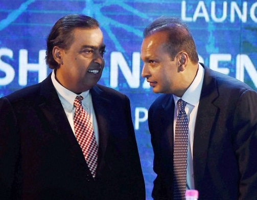 Anil Ambani Thanks Mukesh, Nita Ambani For Support In Clearing Dues