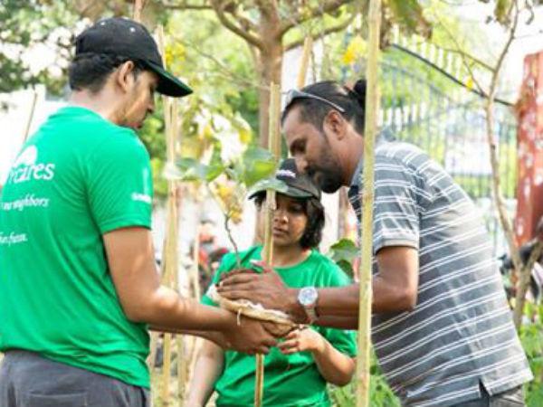 45 ದಿನಗಳಲ್ಲಿ ಬೆಂಗಳೂರು ಕೆರೆಗಳಿಗೆ ಮರುಜೀವ ನೀಡಲು ಹೊರಟ ಟೆಕ್ಕಿ