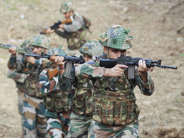 Indian army carried out mega strikes along Myanmar border