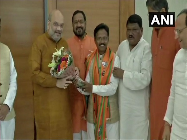 Lok Sabha elections 2019: BJD MP Balabhadra Majhi joins BJP