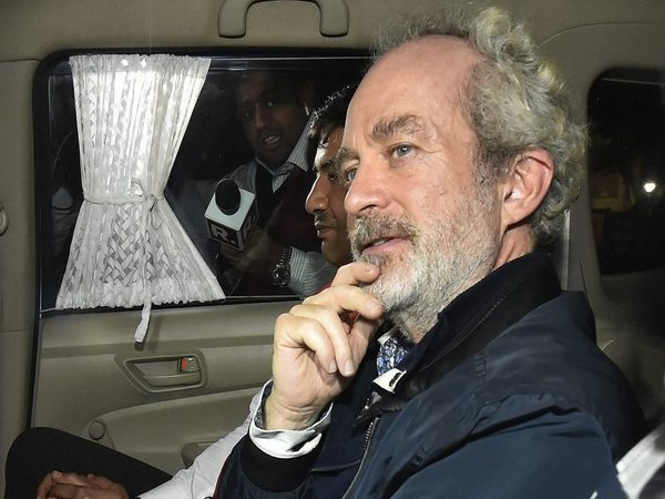 Christian Michel writes letter to special CBI judgde