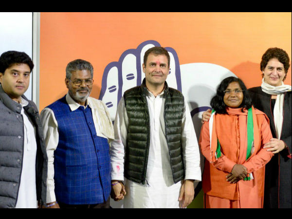 Savitribai Phule, Bahraich MP and Former BJP Leader, Joins Congress