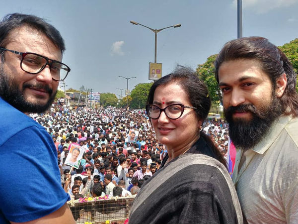 ಸುಮಲತಾ, ದರ್ಶನ್ಗೆ ಸಿಆರ್ಪಿಎಫ್ ಭದ್ರತೆ ಕೊಡಿ : ಬಿಜೆಪಿ ಪತ್ರ