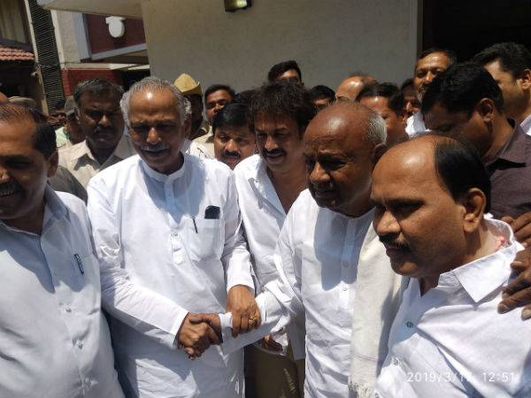 I strive for Madhu Bangarappa win:Devegowda