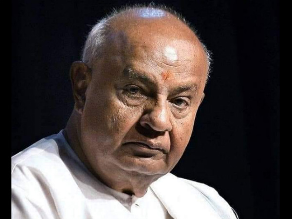 Lok Sabha Elections 2019 Hd Deve Gowda Wants To Field 3 Congress Leaders On Jds Ticket