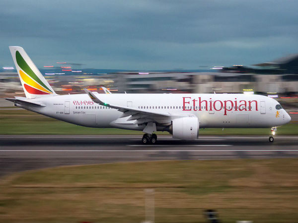 Ethiopian Airlines flight to Nairobi crashes with 157 on board