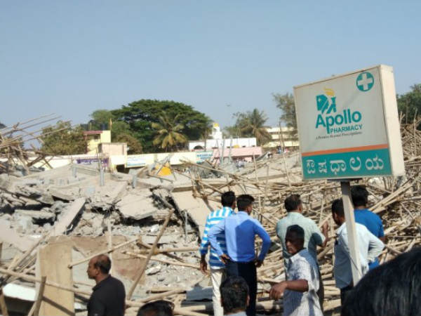 dharwad building collapse death toll rises to 19