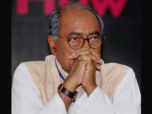 Pulwama terror attack as an accident: Digvijay Singh