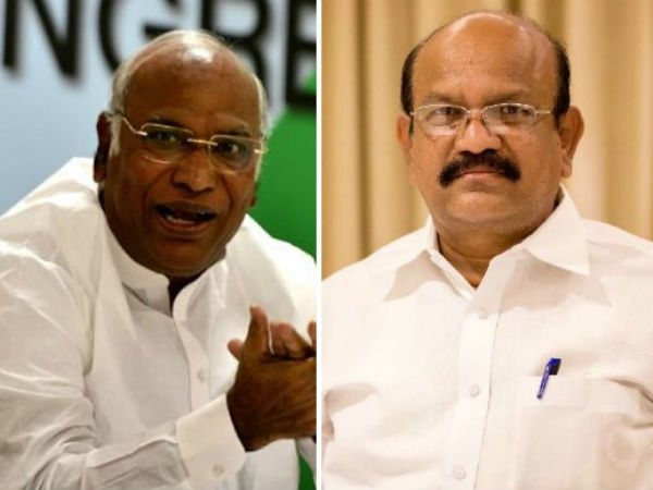 LS Polls: Umesh Jadhav to contest against Mallikarjun Kharge in Kalaburagi