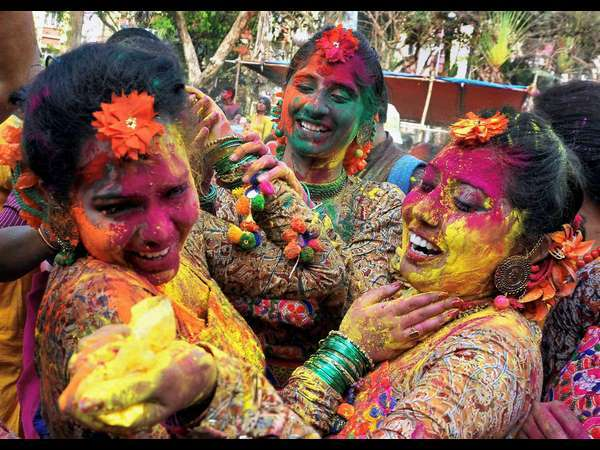 Holi A Festival Of Colors Importance And Significance