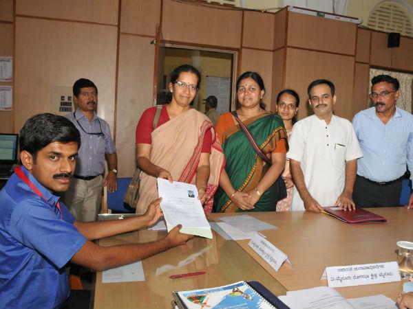 ಲೋಕ ಸಮರ 2019:ಮೈಸೂರಿನಲ್ಲಿ ಮೂವರು ಅಭ್ಯರ್ಥಿಗಳಿಂದ ನಾಮಪತ್ರ ಸಲ್ಲಿಕೆ