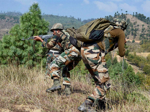 Jammu and Kashmir: A soldier martyred in granade attack