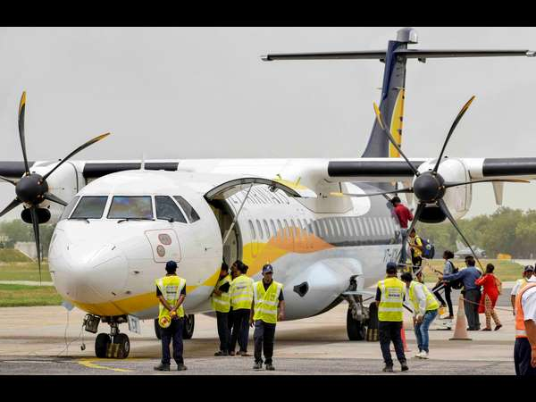 Jet airways salary due 41 flights forced to ground