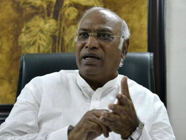 For jealous there is no treatment, Congress leader Mallikarjuna Kharge statement