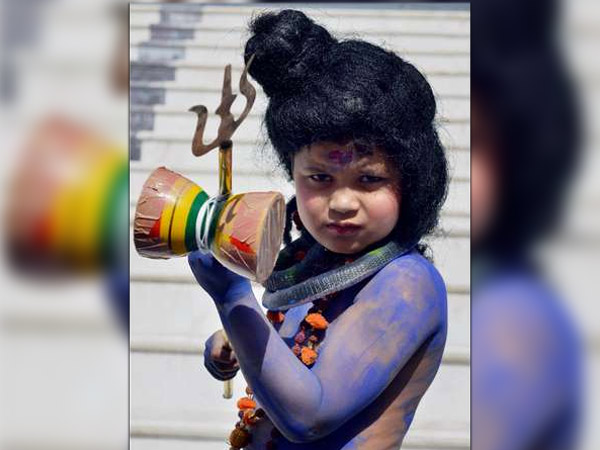 In Pictures India Celebrates Maha Shivaratri 2019