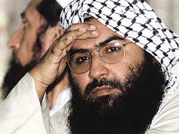us contering china circulated a resolution to blacklist JeM Masood Azhar