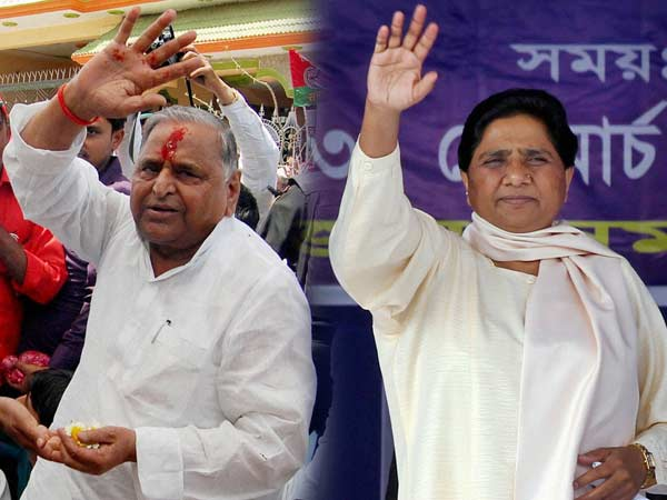 After 24 years Mayawati to campaign for Mulayam Singh Yadav in Mainpuri