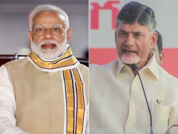 Arent you ashamed? Chandrababu Naidu writes to PM Narendra Modi