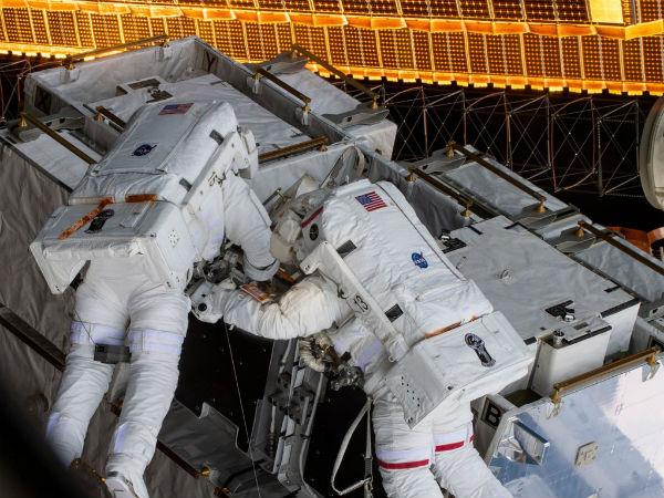 Nasa cancels first all female spacewalk, citing lack of spacesuit in right size
