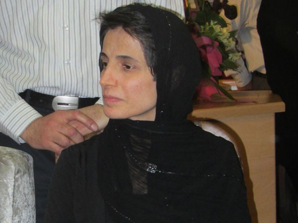Iranian human writes activists sentenced 38 year jail and 148 lashes