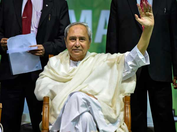 BJD to field 33 percent women in Lok Sabha elections, says Naveen Patnaik