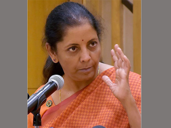 Know identity of downed F-16's pilot: Defence minister Nirmala Sitharaman