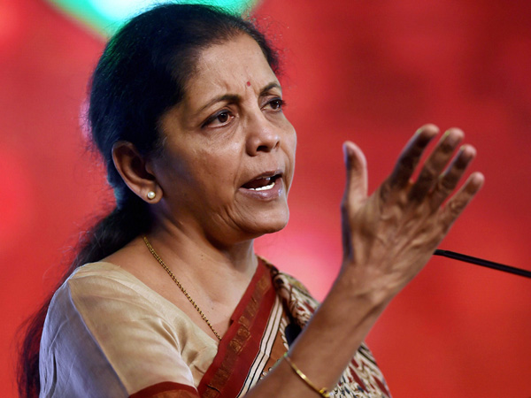 Will take legal action against fake sting operation : Nirmala Sitharaman
