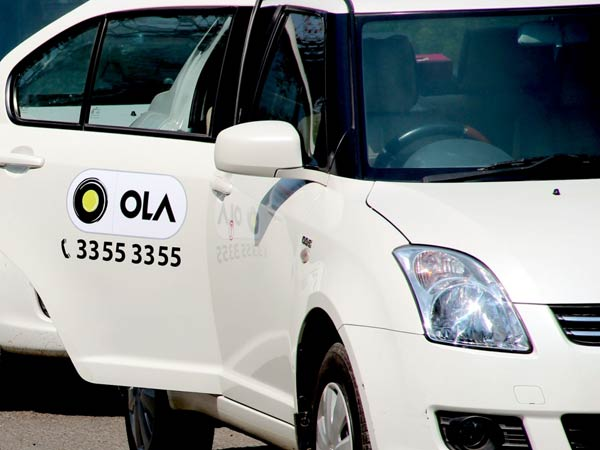 Ola to the rescue! Woman reaches home safe after driver changes route