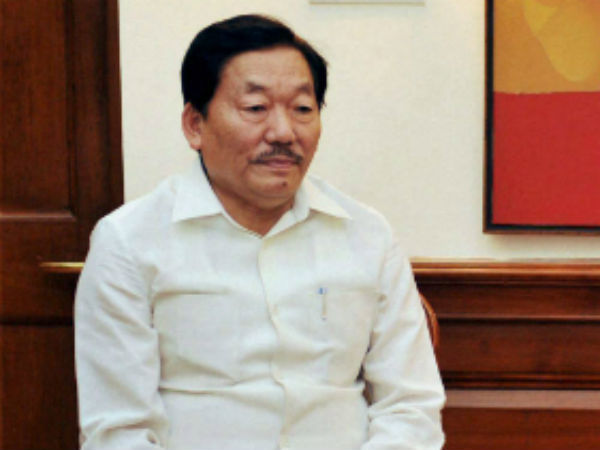 Sikkim CM Pawan Chamling promises 100 years of life expectancy