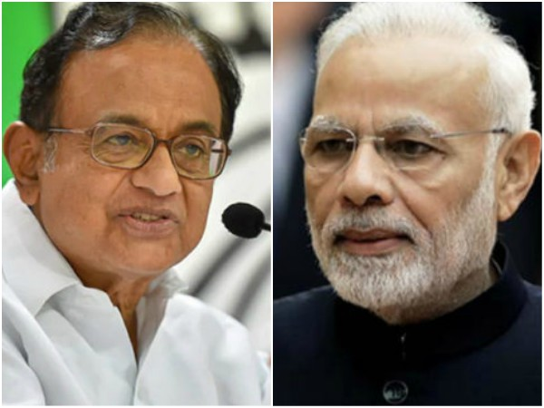 Chidambaram lauds NDA schemes, says 'every government does some good work'