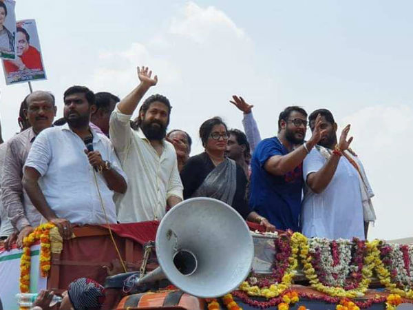 ಸುಮಲತಾ ಪರ ನಿಂತ ಯುವ ಕಾಂಗ್ರೆಸ್ ನ 6 ಪದಾಧಿಕಾರಿಗಳ ಉಚ್ಛಾಟನೆ
