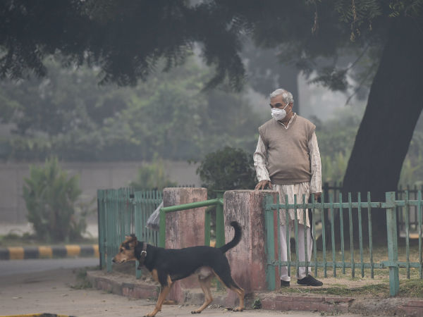 15 out of 20 most-polluted cities in the world are in India!