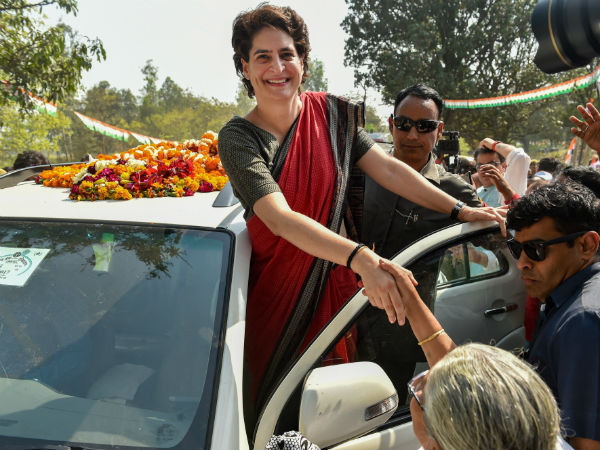 Modi had gone to pakistan to have biriyani: Priyanka gandhi
