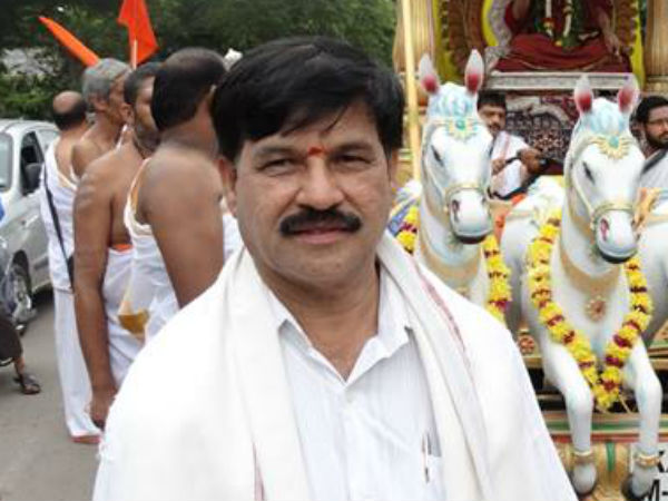 ಬಹಿರಂಗ ಚರ್ಚೆಗೆ ಬಿಜೆಪಿ ಸದಾ ಸಿದ್ಧ : ಶಾಸಕ ರಾಮ್ ದಾಸ್