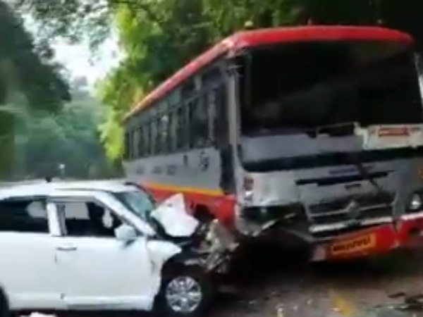 4 killed in road accident at Shiradi Ghat