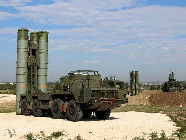 US want to provide alternatives to s-400 air defence system to india