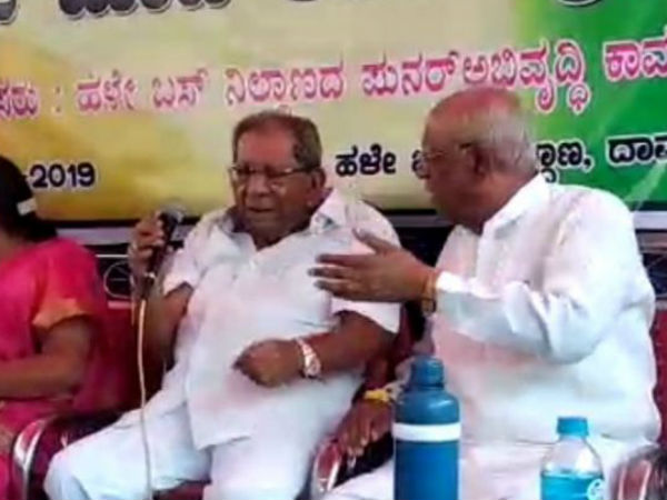 Davangere: Son, father-in-law fight it out over city development funds