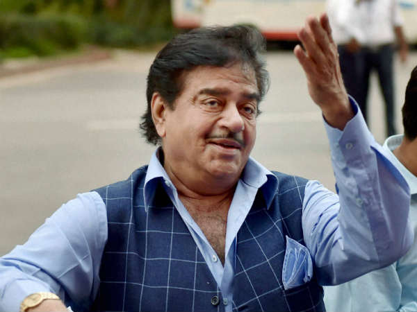 'Will announce on March 22 which party I am joining,' says Shatrughan Sinha