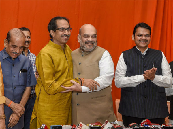 BJP-Shiv Sena joint campaign will be started from March 24