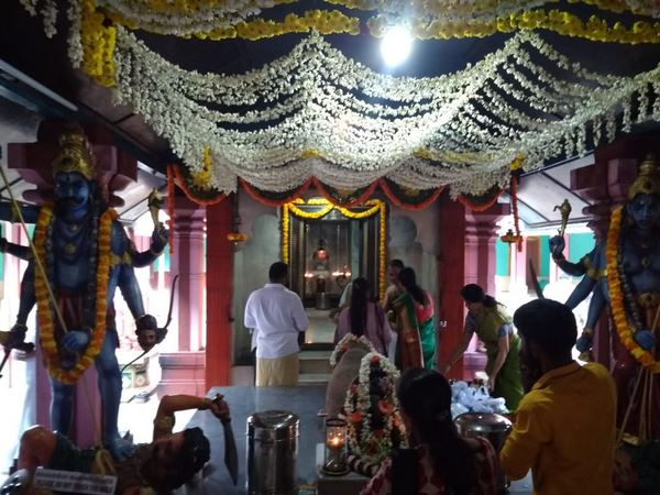 Special poojas are performed in all Shiva temples of Dakshina Kannada
